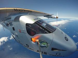 'Impulse' Flight Completes