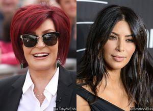 Sharon Osbourne Slams Kim