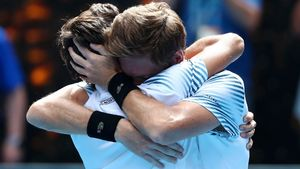 Herbert & Mahut win men's