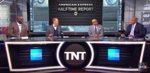 WATCH: 'Inside the NBA' Crew