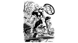 Marvel Unveils Captain