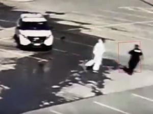 WARMINGTON: Disturbing video