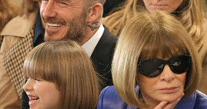 Anna Wintour Had a Surprising