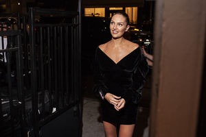 Candice Swanepoel Signs With