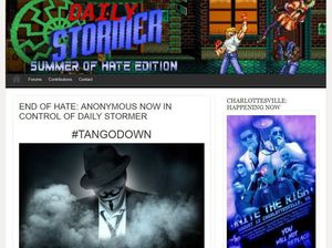 Neo-Nazi website The Daily