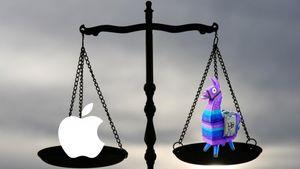 Epic Games vs. Apple Court