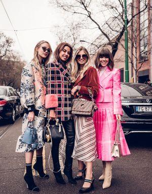 Milan Fashion Week: Fendi,