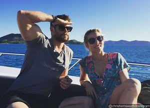 Chris Hemsworth Shoots Down