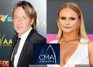 Keith Urban and Miranda