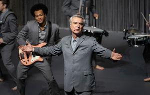 David Byrne and Spike Lee's