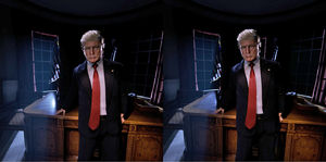 Trump at 2AM: The new Oval