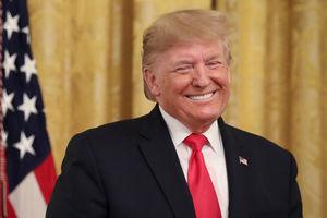 Justice Department backs Trump