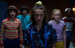 Stranger Things to crossover
