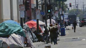 Column: Homeless crisis could