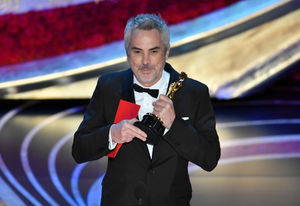 'Roma' Brings Mexico Its First