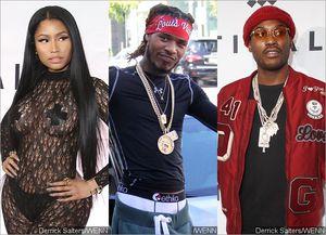 Report: Nicki Minaj Has Her