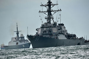 White House asked USS John