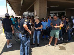 El Paso Walmart rampage marks