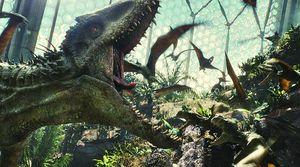 Possible 'Jurassic World 2'