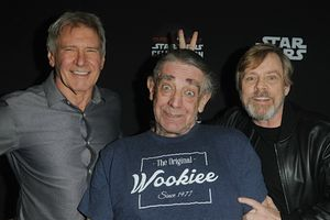 Peter Mayhew Remembered: Mark