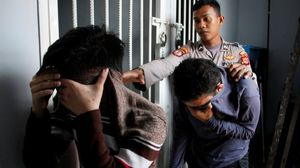 Indonesian men to face caning