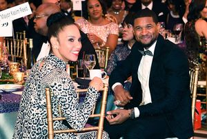 Usher files for divorce after