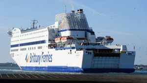 Brexit ferry contracts could