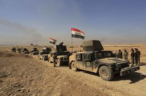 Iraqi forces launch new