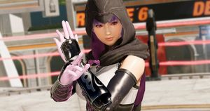 Dead or Alive 6 character