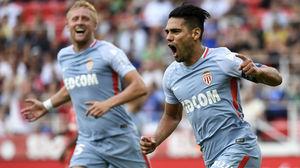In-form Monaco striker Falcao