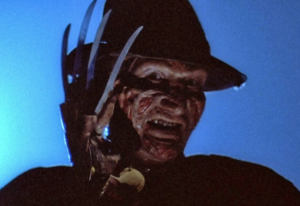 Freddy Krueger's glove tops
