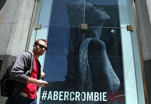 Abercrombie shares surge