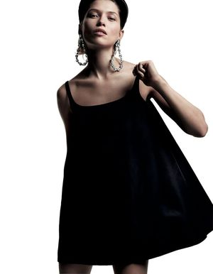 Hana Jirickova Wears Elegant