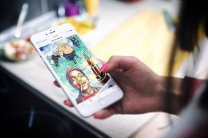 How Art404 turned Instagram