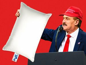 MyPillow CEO Mike Lindell told