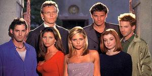 Buffy The Vampire Slayer Is