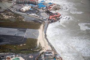 Hurricane Irma annihilates St.