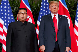 Trump will try to get Kim Jong