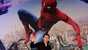 Spider-Man AKA Tom Holland