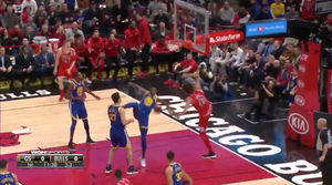 Watch: Warriors' Jordan Bell