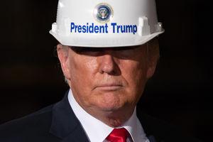 US Steel credits Trump as it