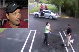 Deputy shoots ex-girlfriend,