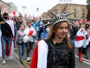 Belarus detains 500 at weekend