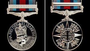 New operational service medal