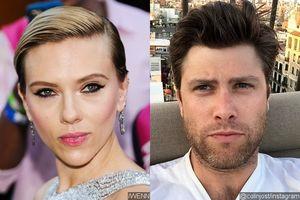 PDA Alert! Scarlett Johansson