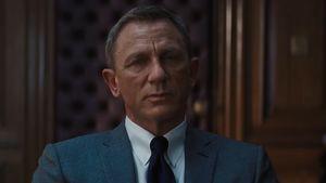Daniel Craig Teases His No