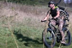 Rambo's electric bikes are