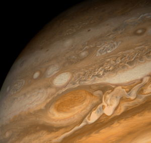 Jupiter's Great Red Spot: Our