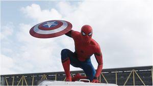 Spider-Man 3 set leak might