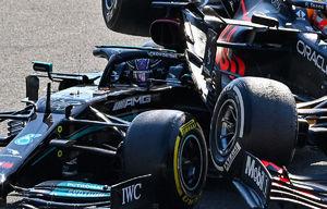 Hamilton's retort to Marko: 'I